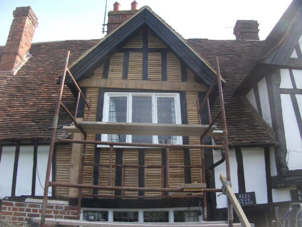 Hydraulic Lime Rendered Panels