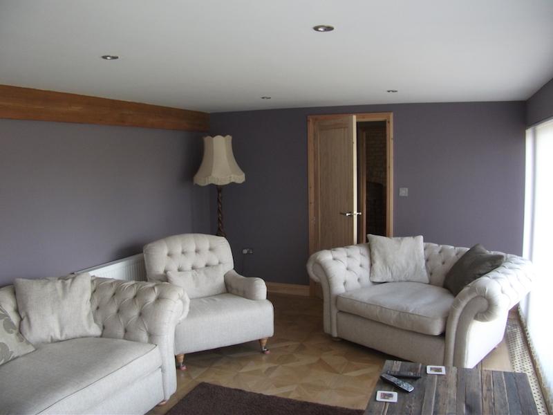 Plasterboard Skimmed Lenham