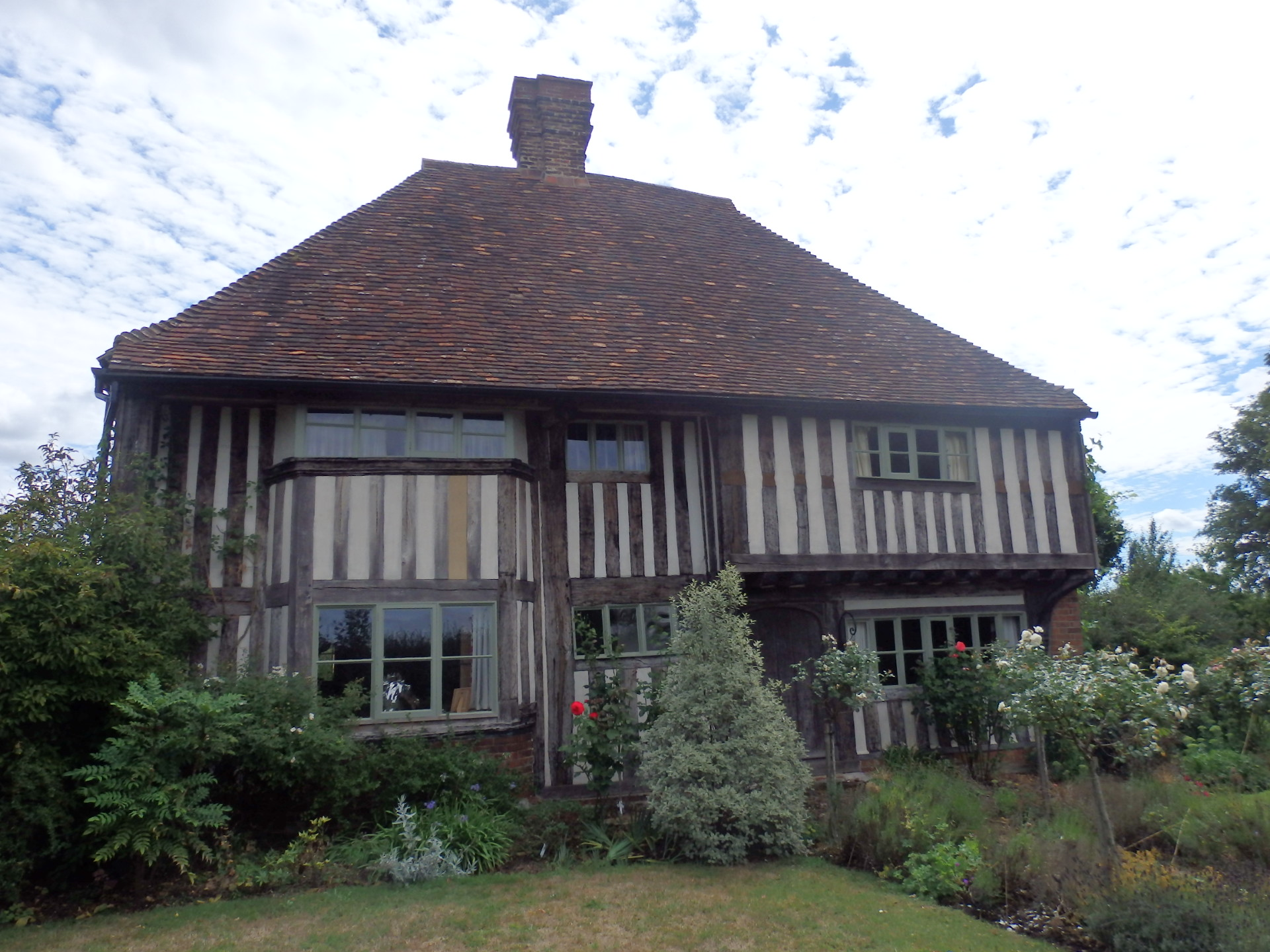 A 1490 Wealden Hall House